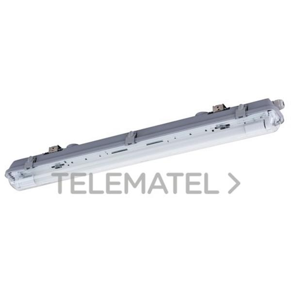 PANT. ESTANCA TUBO LED 1X600 IP65 en Gómez Moreno Material Eléctrico