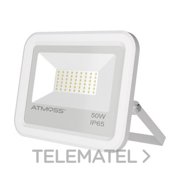 PROYECTOR SMD 50W 5000K IP66 U SLIM BL en Gómez Moreno Material Eléctrico