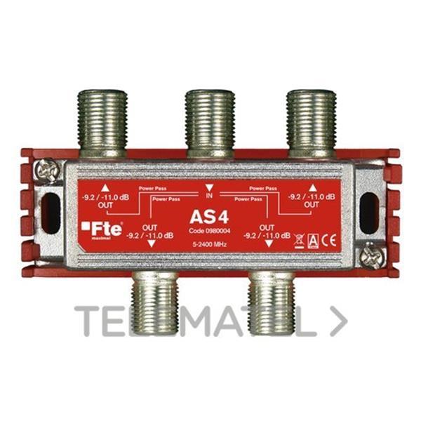 REPART.INDUCT.C/CONECTOR F 4 OUT P.C 4V. en Gómez Moreno Material Eléctrico